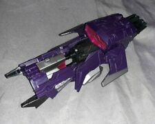 Transformers Generations Fall of Cybertron Shockwave Deluxe Class Complete FoC