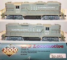 Clinch Valley Lines 284 GP9  Proto 2000 DCC Sound HO MR8.18