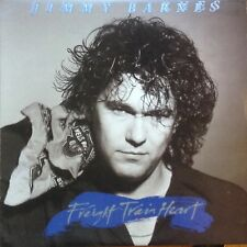 "Jimmy Barnes - 'Freight Train Heart' 12"" LP 33RPM (1989) Very Good cond"