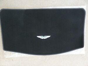 NEW Aston Martin DB11 OEM Black Trunk Mat Carpet Boot Liner