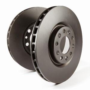EBC Bremsscheiben Premium Vorne für Lexus LS (3) (UCF30) D1208 B-Ware
