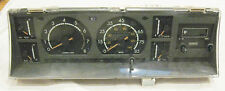 1981 1982 Toyota Cressida Instrument Panel Gauge Cluster Speedometer 170k Miles