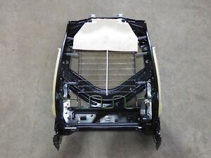 BMW 5er F10 F11 Sitz Lehnenrahmen Basis elektrisch vorne rechts 9160686