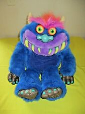 My Pet Monster 2001 Those Characters from Cleveland Talking Plush Works Toymax