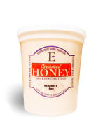 100% Pure Creamed Honey - Raw and Unfiltered -  2.5lbs