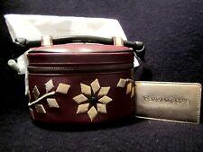 PENHALIGON'S Temperley London Leather Vanity Travel Case/bag Limited Edition