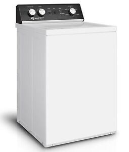 Speed Queen Black Series 8.5kg Traditional Control Top Load Washer AWNA62BLACK