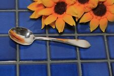 Dominick Haff Sterling Silver POINTED ANTIQUE Place Oval Soup Spoon 1895