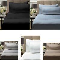 500 Thread Count Australian Grown Cotton Sheet Set Double/Queen/King Bed Bedroom