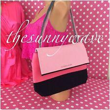 VS Victoria's Secret Limited Edition BEACH COOLER Tote Bag Purse 2016 pink