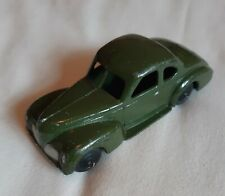 Vintage Dinky Studebaker 39F State Commander Olive Green - Uncommon Colour
