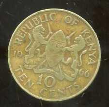 KENYA   10 cents 1966