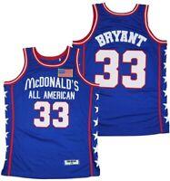 Men's 33 McDonald's All American Kobe Bryant Basketball Jersey Stitched S-3XL