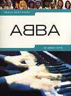 ABBA - Really Easy Piano Book *NEW* Lyrics & Music 25 Songs Inc. Dancing Queen