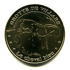 24 VILLARS Grotte, Le cheval bleu, 2010, Monnaie de Paris