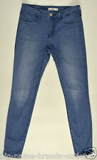 EUC - RRP $329 - Womens Stunning Abercrombie & Fitch 'SKINNY' Faded Indigo Jeans