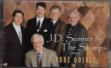 "J.D. SUMNER & THE STAMPS.....""PURE GOSPEL""......BRAND NEW SEALED GOSPEL CASSETTE"