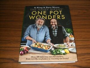 The Hairy Bikers One Pot Wonders * VGC * Hardback Cook Book 2019 cookbook