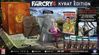 Far Cry 4 Kyrat Limited Collector's Edition Xbox ONE AUS PAL *NEW* + Warranty!!