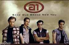 A1 - SAME OLD BRAND NEW YOU 2000 UK CASSINGLE CARD SLEEVE SLIP-CASE BEN ADAMS