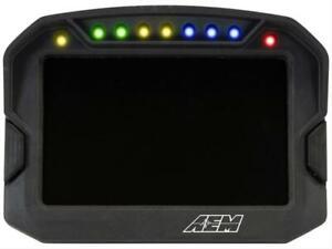 AEM CD-5 Carbon Digital Racing Dash Display Full-Color Daylight Readable Screen
