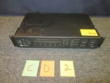 CRESTRON PRO2 PROFESSIONAL CONTROL PROCESSOR 6 PORT AV AUTOMATION USED