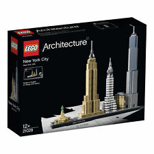 LEGO® Architecture - 21028 New York City + Neu & OVP + Skyline  +