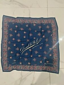 Polo RRL Ralph Lauren Bandana supreme scarf label kapital vintage needles purple
