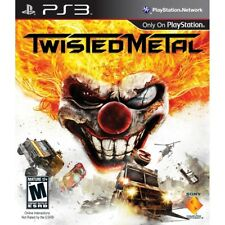 Twisted Metal - Limited Edition - Playstation 3 Game