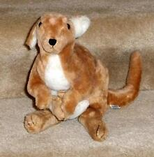 Dakin stuffed animal Kangeroo 10""