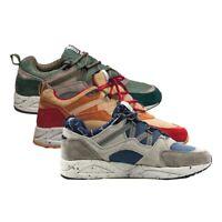 Scarpe Sneakers Karhu Fusion 2.0 pelle scamosciata stringata uomo donna F804004