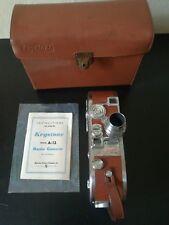 Cinepresa Keystone Model A-12 16mm Criterion Deluxe