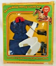 """Vtg 70's Pedigree 10.5"""" Doll ANNA MOORE SIDE SADDLE"""" Outfit #22304 MIB"""