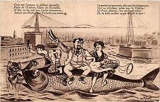 CPA MARSEILLE la sardine (403605)