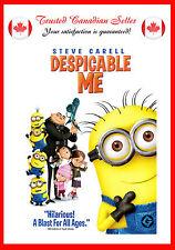 Despicable Me (DVD, 2010)