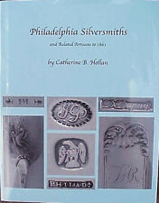 Philadelphia Silversmiths by Hollan -Great Mark Photos- Newest & Best