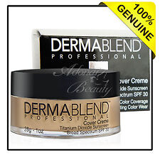 Dermablend Cream Foundations