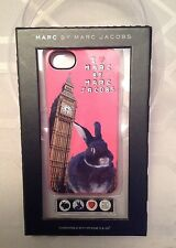 Marc By Marc Jacobs Pink Jet Set Pets Rue Iphone 5/ 5S Case Bunny Christmas