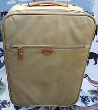 "BRICS MILANO MADE IN ITALY ~20"" SPINNER/ TROLLEY ~CARRYON/WEEKENDER LUGGAGE"