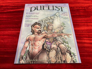 The Duelist Magazine Issue #2 Summer 1994  NM  Wizards of the Coast