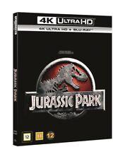Jurassic Park 4K UHD + Blu Ray (slipcover)