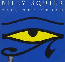 Billy Squier Tell The Truth CD NEW 1993