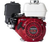 Honda GX200 T2 UT2 QH Q4 19mm Crank Genuine & UK Next Day Delivery UK KART STORE