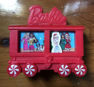McDonald's Happy Meal Toy Holiday Express 2017 - #10 Barbie Train Car