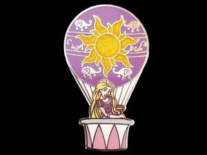 Disney Hot Air Balloons Mystery Adventure is out there! - Rapunzel Pin