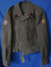 Belgian Army postwar exc-mint large Tunic & Trousers NEW LOWER PRICE!!