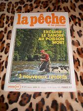 LA PECHE ET LES POISSONS - n° 371 - Avril 1976