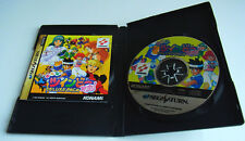 Sega Saturn: pop 'n TwinBee-Deluxe Pack NTSC jap-CD + Manual (no OVP)