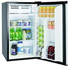 NEW 3.2 Cubic Foot Single Door Compact Mini Refrigerator w/ Freezer Black SEALED