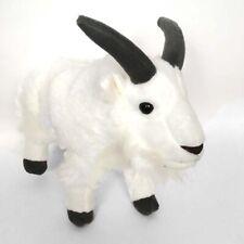 Mountain Goat Plush Stuffed Animal